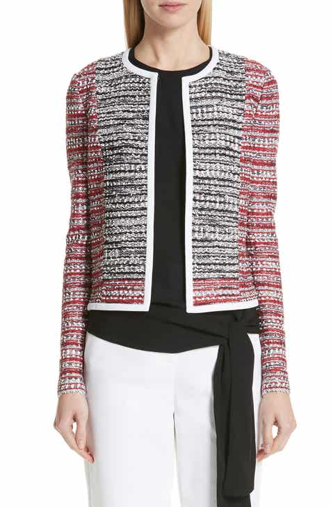 St. John Collection Amelia Knit Jacket by ST. JOHN COLLECTION