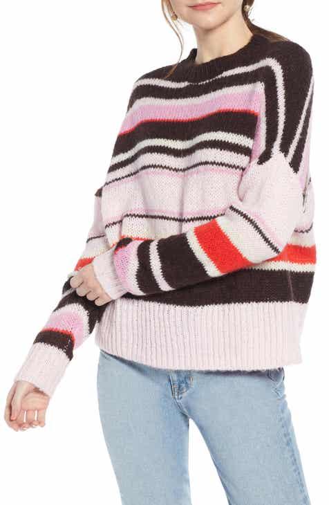 Multi Striped Sweater Nordstrom