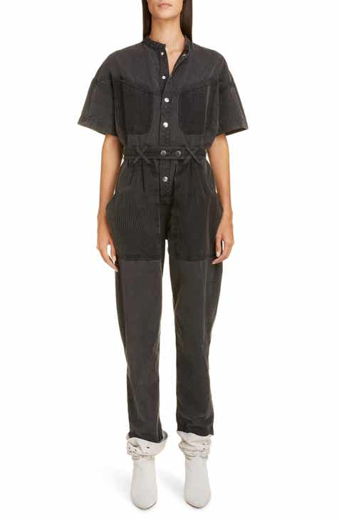 Isabel Marant Denim Jumpsuit by ISABEL MARANT