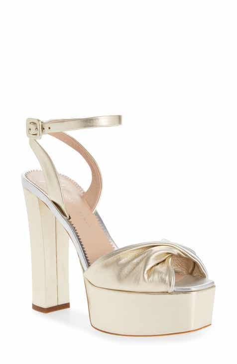 7d0c5bb50ac Giuseppe Zanotti Ankle Strap Platform Sandal (Women)