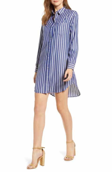 f399649f4067 Rails Helena Stripe Shirtdress