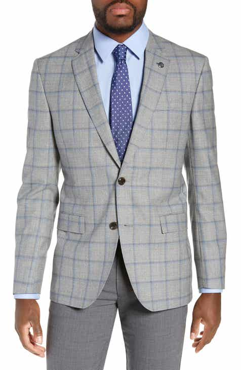 bdb7e5d713eb7 Big and Tall Clothing  Men s Ted Baker London Suits and More