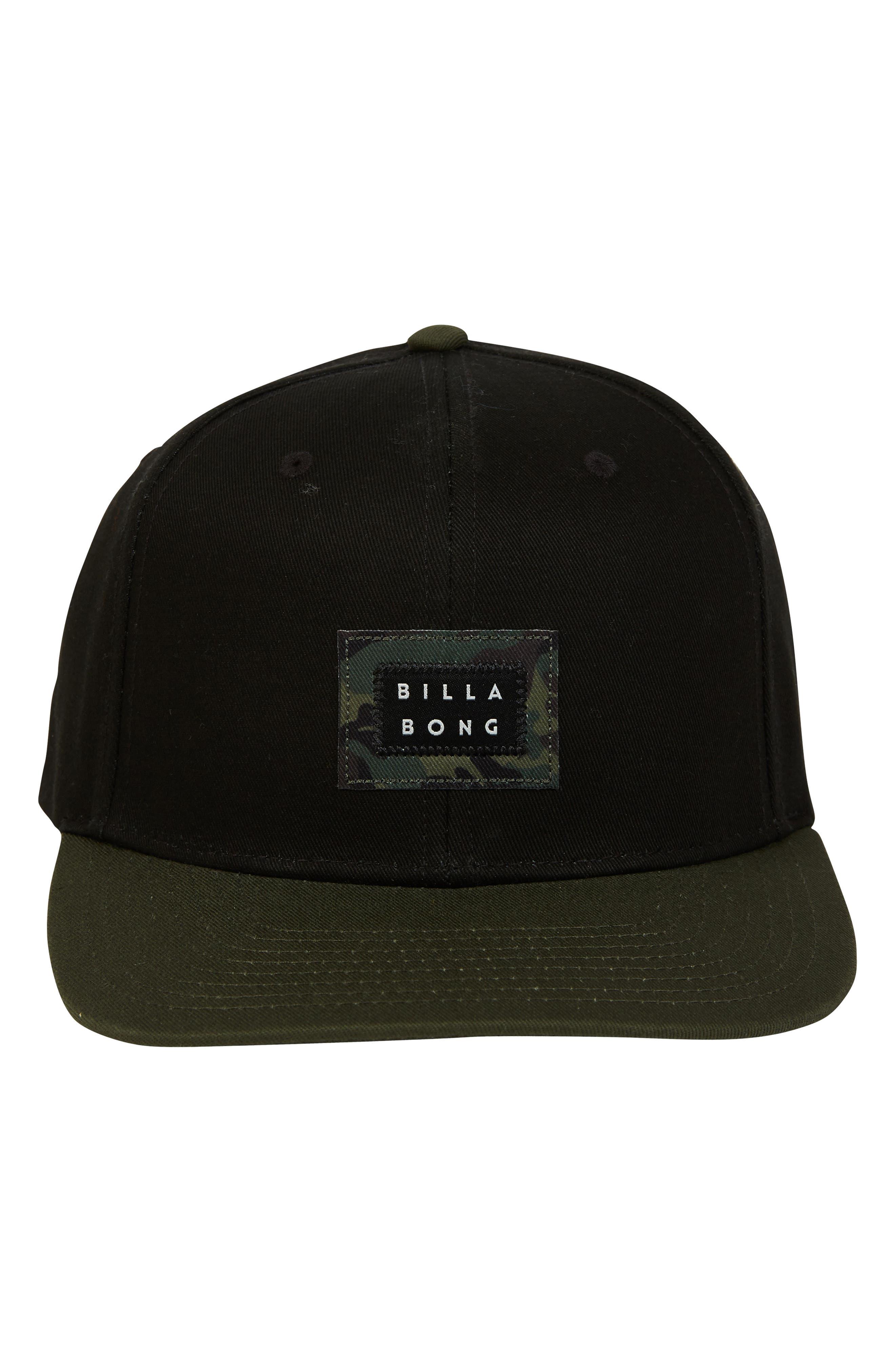 Billabong Plateau Snapback Cap Men\u0027s Caps \u0026 Hats | Nordstrom