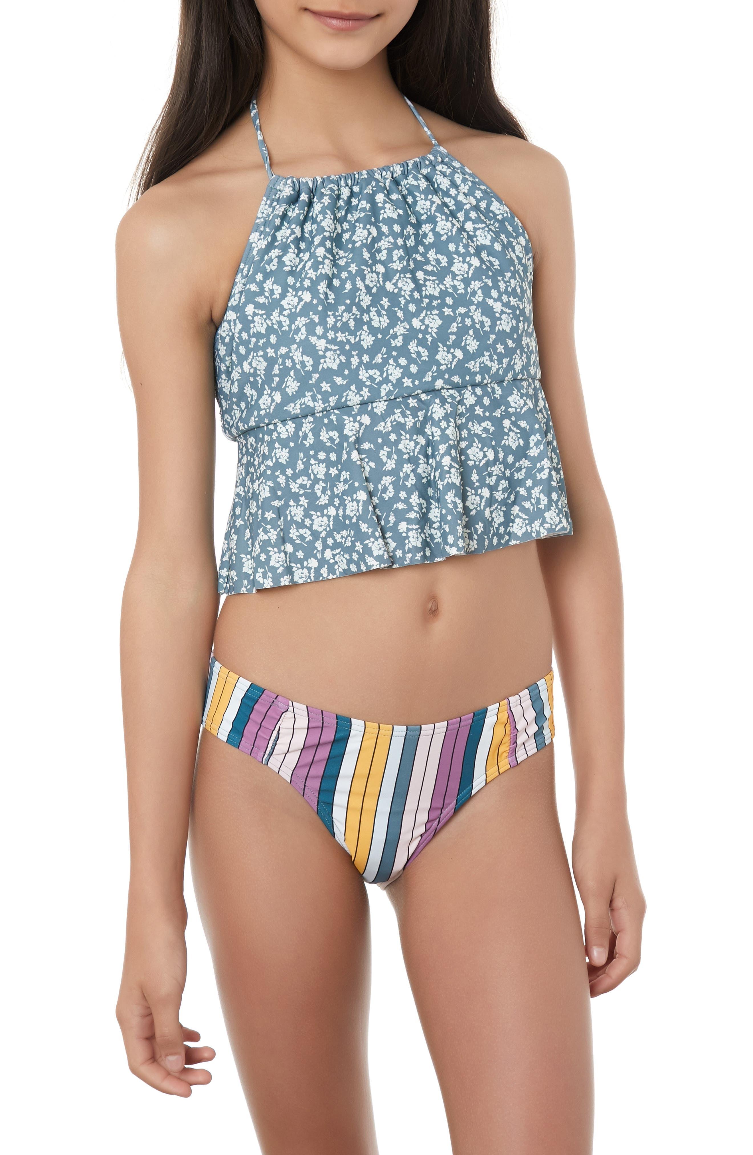 66e8efe27c O neill lora two piece tankini swimsuit big girls jpg 480x730 Micro tankini  swimsuits