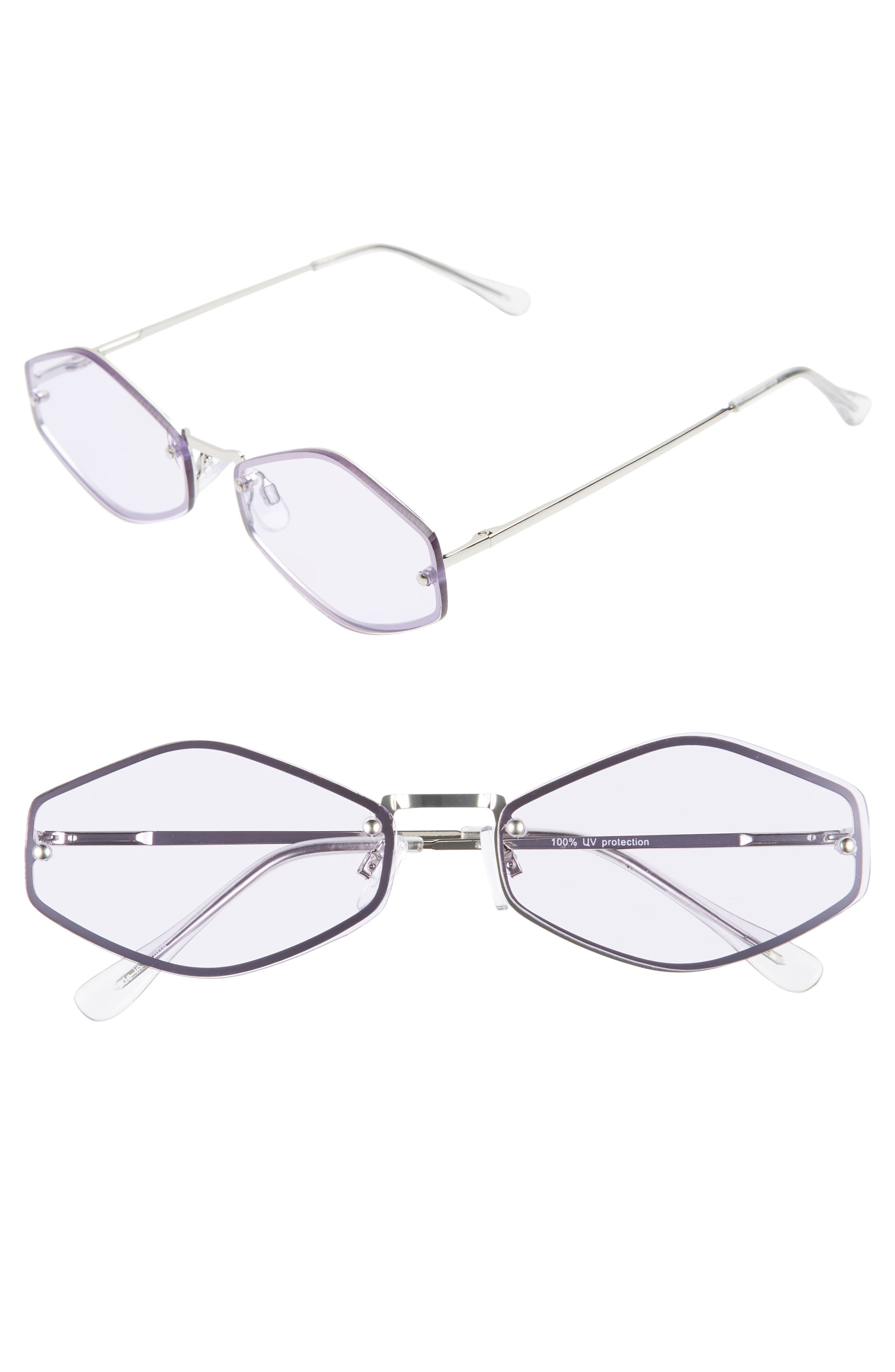 leith sunglasses for women nordstrom Blue and White Oakley Sunglasses