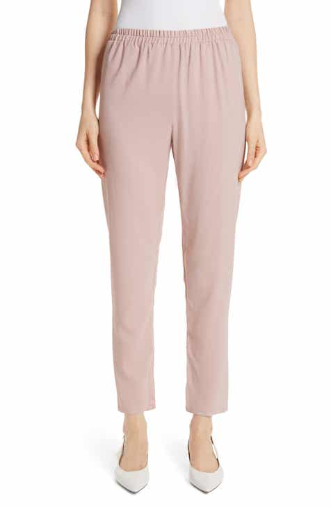 Mansur Gavriel Pull-On Slim Pants by MANSUR GAVRIEL