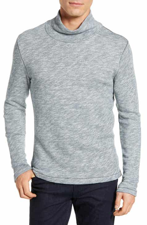 ef9c3277e5c Robert Barakett Elias Funnel Neck Sweater