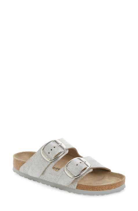 9886a4475a9497 Birkenstock Arizona Big Buckle Slide Sandal (Women)