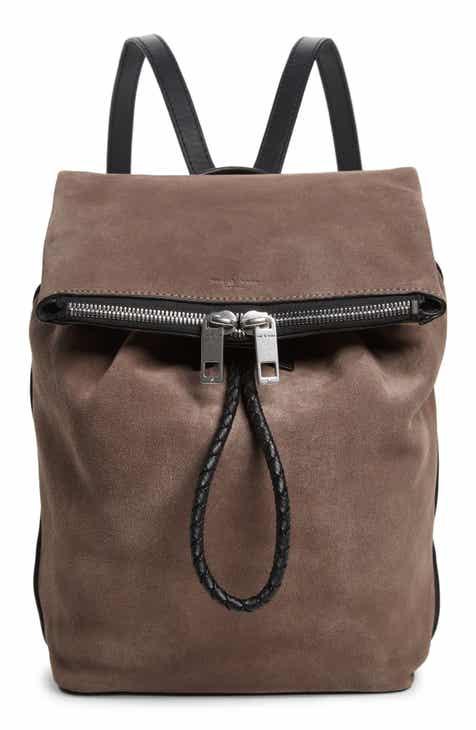 Rag Bone Loner Leather Backpack