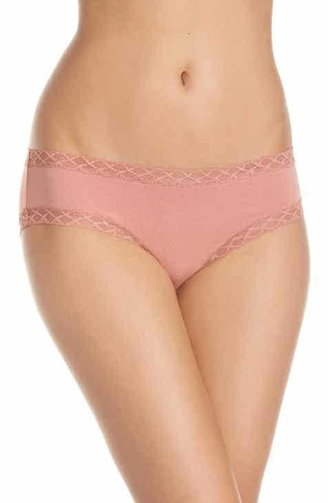Natori Bliss Cotton Girl Briefs (3 for  48) 768384298