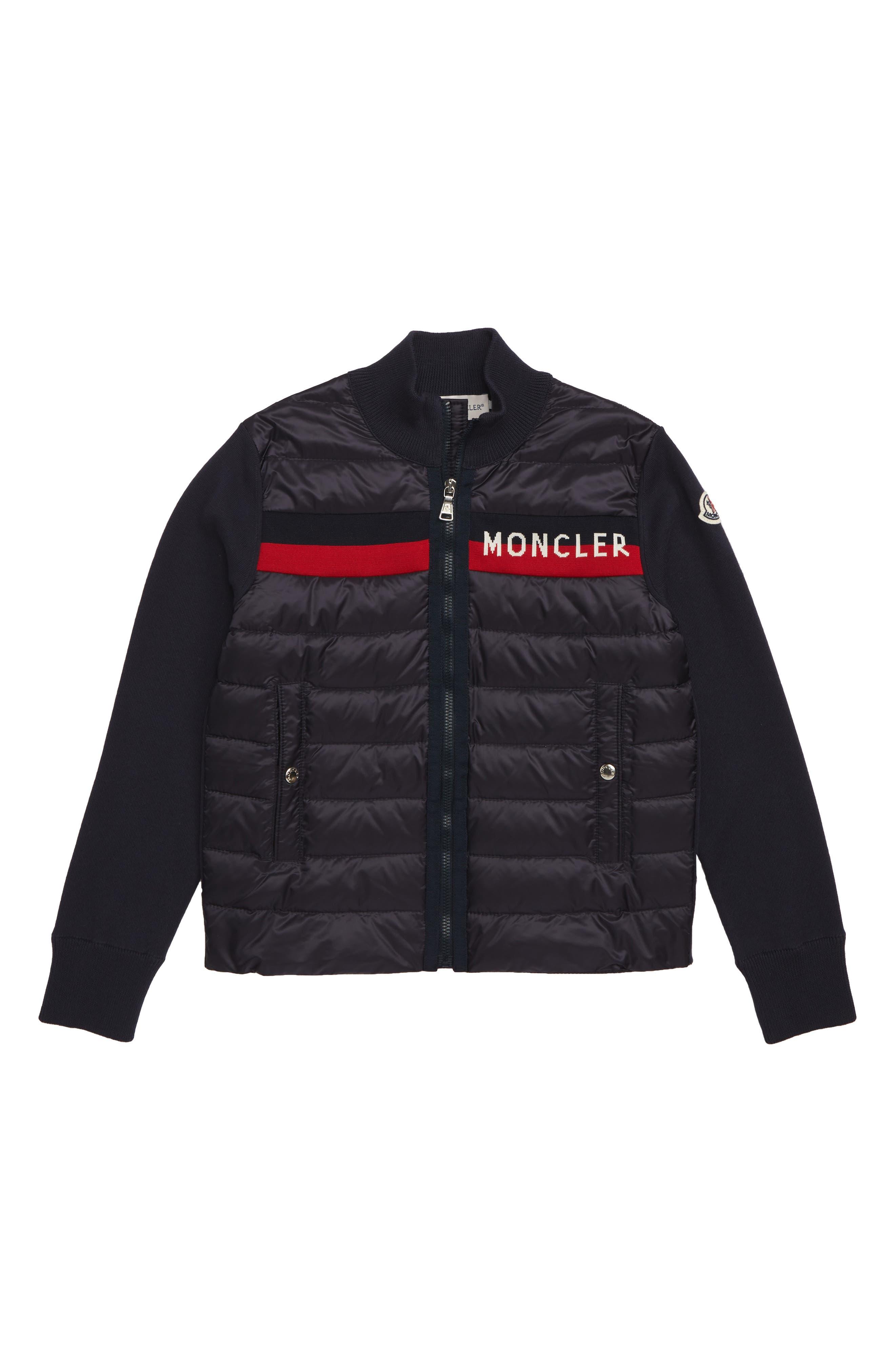 boys moncler coats jackets outerwear fleece parka nordstrom rh shop nordstrom com
