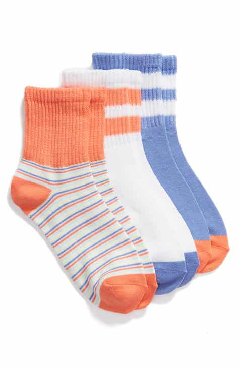 Make + Model 3-Pack Tube Socks by MAKE AND MODEL