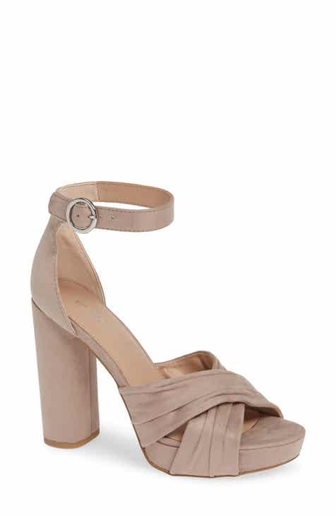 8cc3237b2 BCBG Flora Platform Sandal (Women)