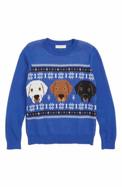 Tucker + Tate Fair Isle Pullover Sweater (Toddler Boys 5089ecd21