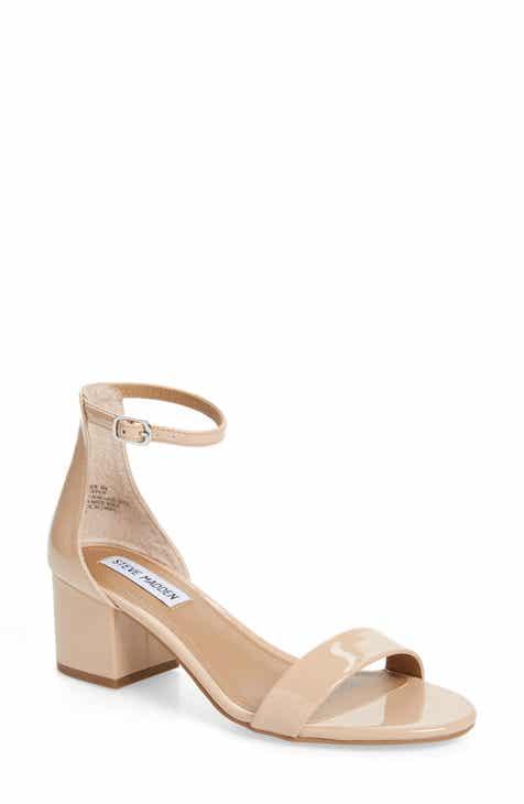 Steve Madden Irenee Ankle Strap Sandal (Women) c3bf8c24c3