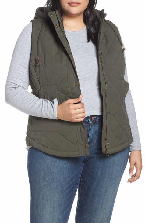 fd18afc16ec Women s Quilted Plus-Size Coats   Jackets