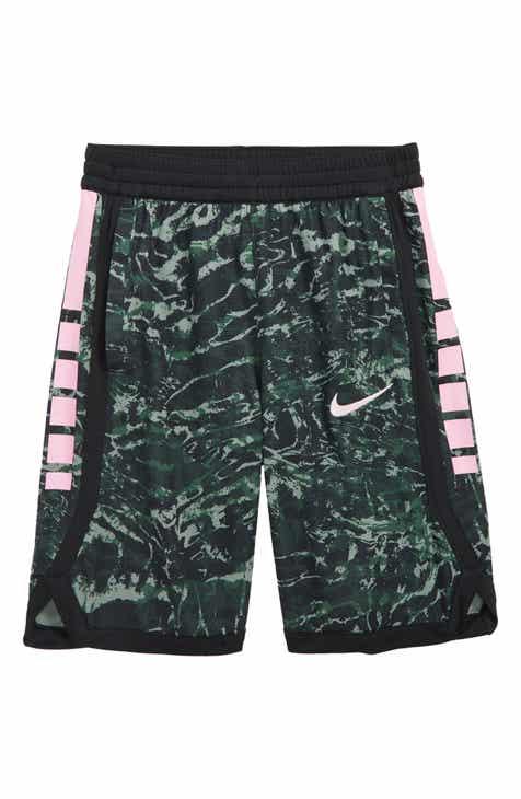 d033cb83d4ce52 Nike Dry Elite Basketball Shorts (Little Boys   Big Boys)