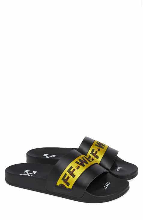 2b22ccbfc10b OFF-WHITE Industrial Slide Sandal (Men)