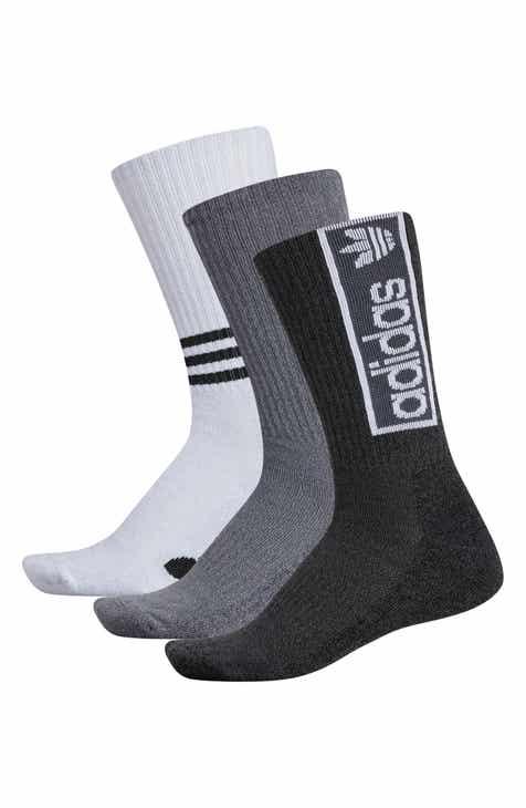 official photos e60fc e893f adidas Originals Ori Logo Graphic 3-Pack Crew Socks