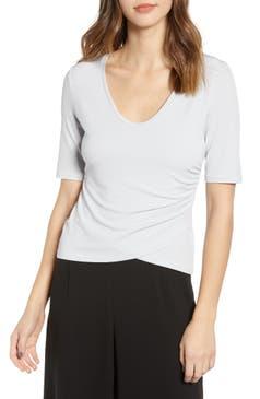 Womens Short Sleeve Tops Nordstrom
