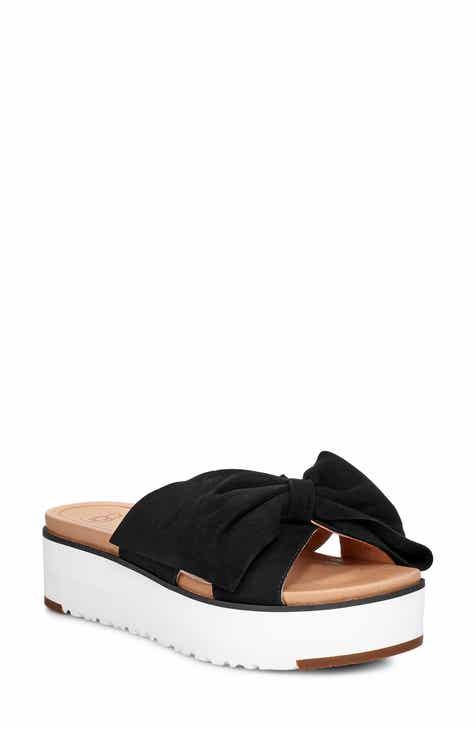 d526373838208d UGG® Joan II Platform Slide Sandal (Women)
