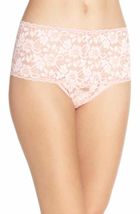 b3740d68ff7 Hanky Panky Cross Dye Lace Retro Thong