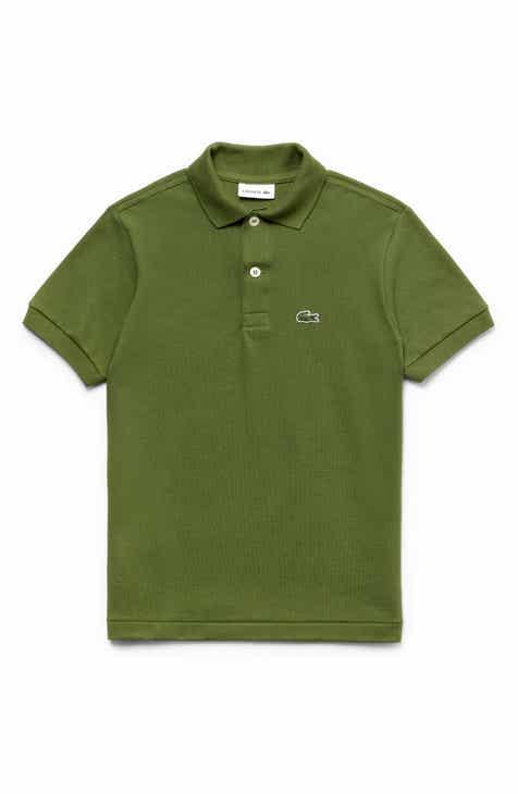 6676f5b14 Lacoste Piqué Cotton Polo (Toddler Boys & Little Boys)