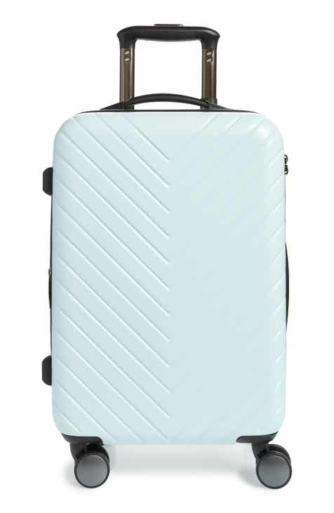 7be49d4055 Nordstrom Chevron 18-Inch Spinner Carry-On