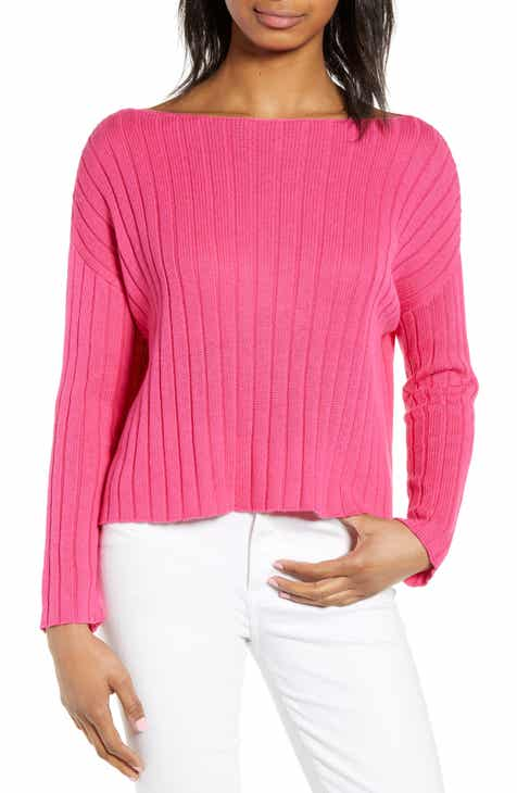 Ribbed Boatneck Sweater dffc3298e