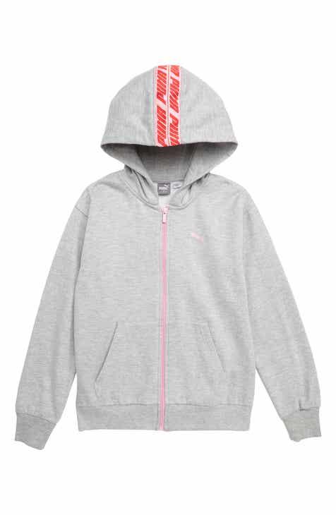 a430e8147e9 Girls  Sweatshirts   Hoodies Tops  T-shirts