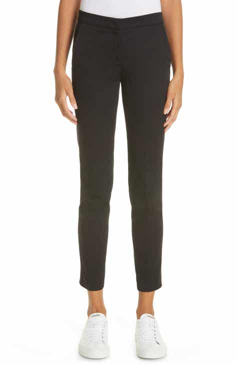 Fabiana Filippi Assisi Side Trim Stretch Cotton Pants by FABIANA FILIPPI