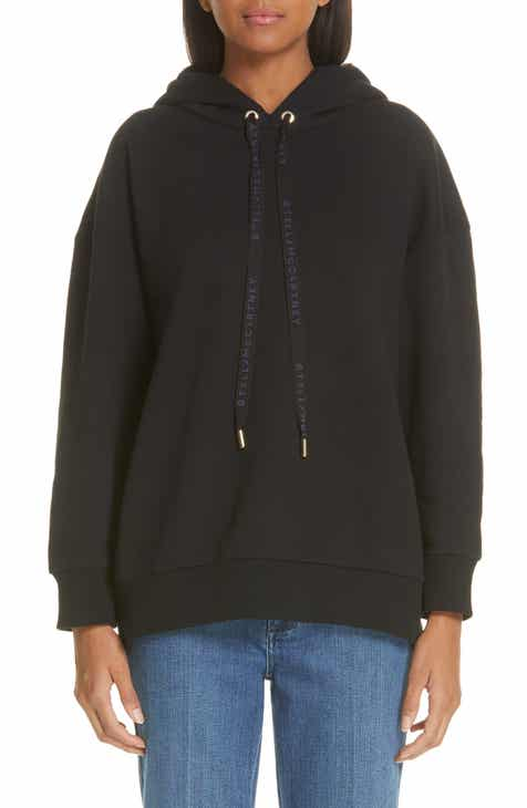 Stella McCartney Embellished Logo Hoodie by STELLA MCCARTNEY