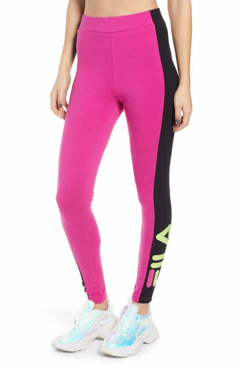 FILA Macarena Side Stripe Leggings 2d71ed037b