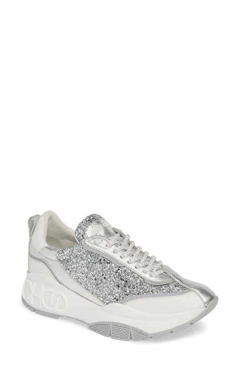 d64d34255387 Women s Jimmy Choo Sneakers   Running Shoes