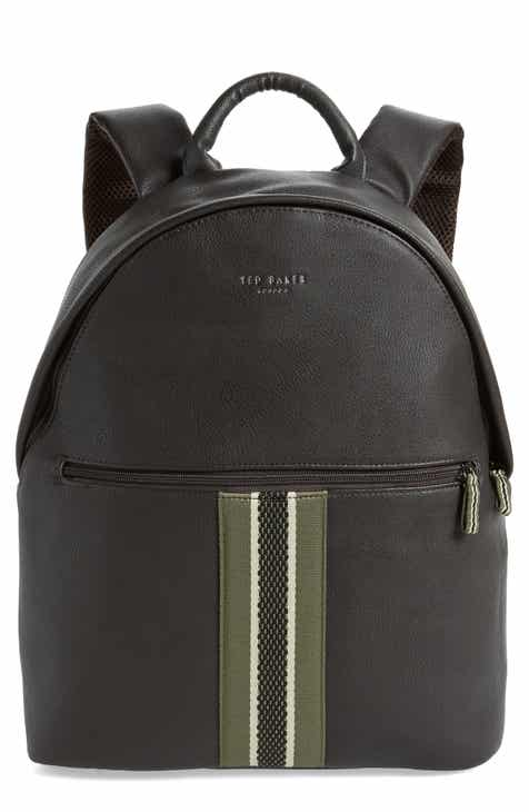 46bd16662 Men s Ted Baker London Backpacks  Canvas   Leather