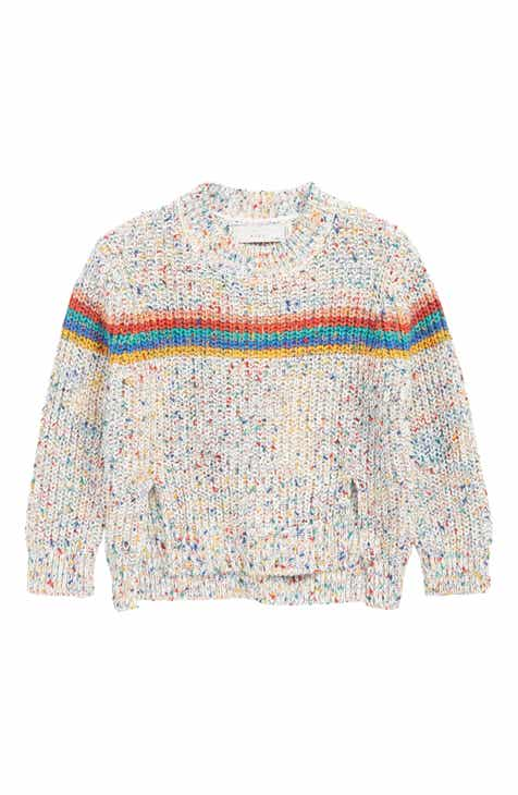 c7f46f99fa3 Stella McCartney Rainbow Sweater (Toddler Girls