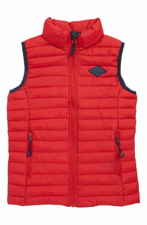 Joules Crofton Packable Vest (Toddler Boys   Little Boys) 15662c9a6