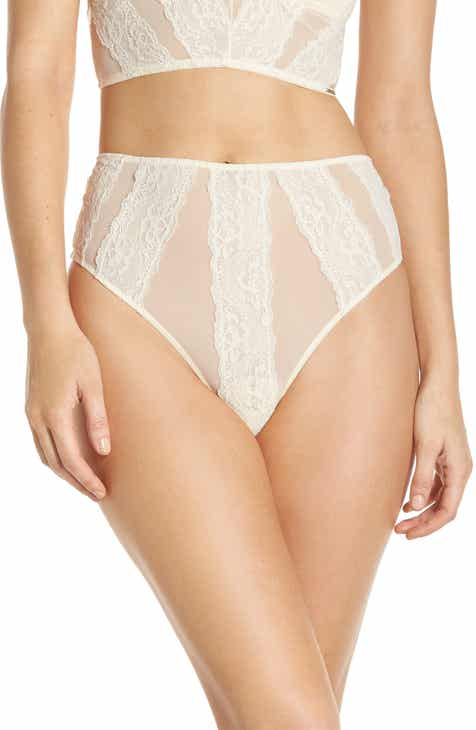 Vince Camuto Winnie High Waist Thong by VINCE CAMUTO
