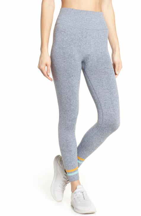 Soul by SoulCycle Seamless Skull Jacquard Tights by SOUL CYCLE