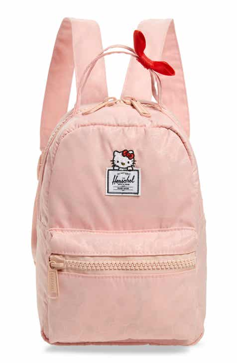 6432845829 Herschel Supply Co. x Hello Kitty Mini Nova Backpack