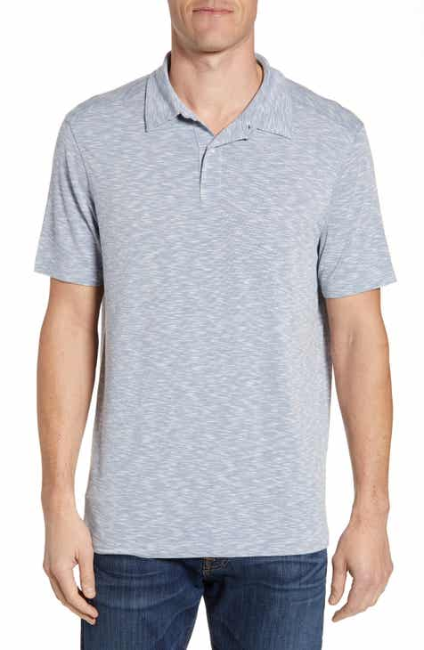 91937d0e687 Nordstrom Men s Shop Regular Fit Slub Performance Polo
