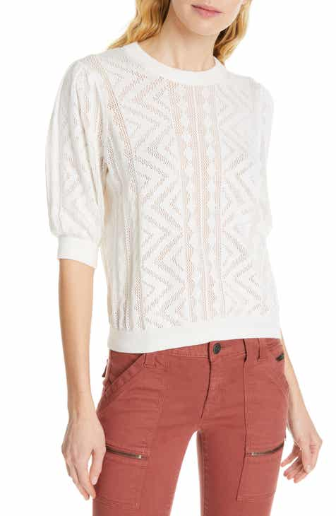 Chaus Textured Stripe Cardigan by CHAUS