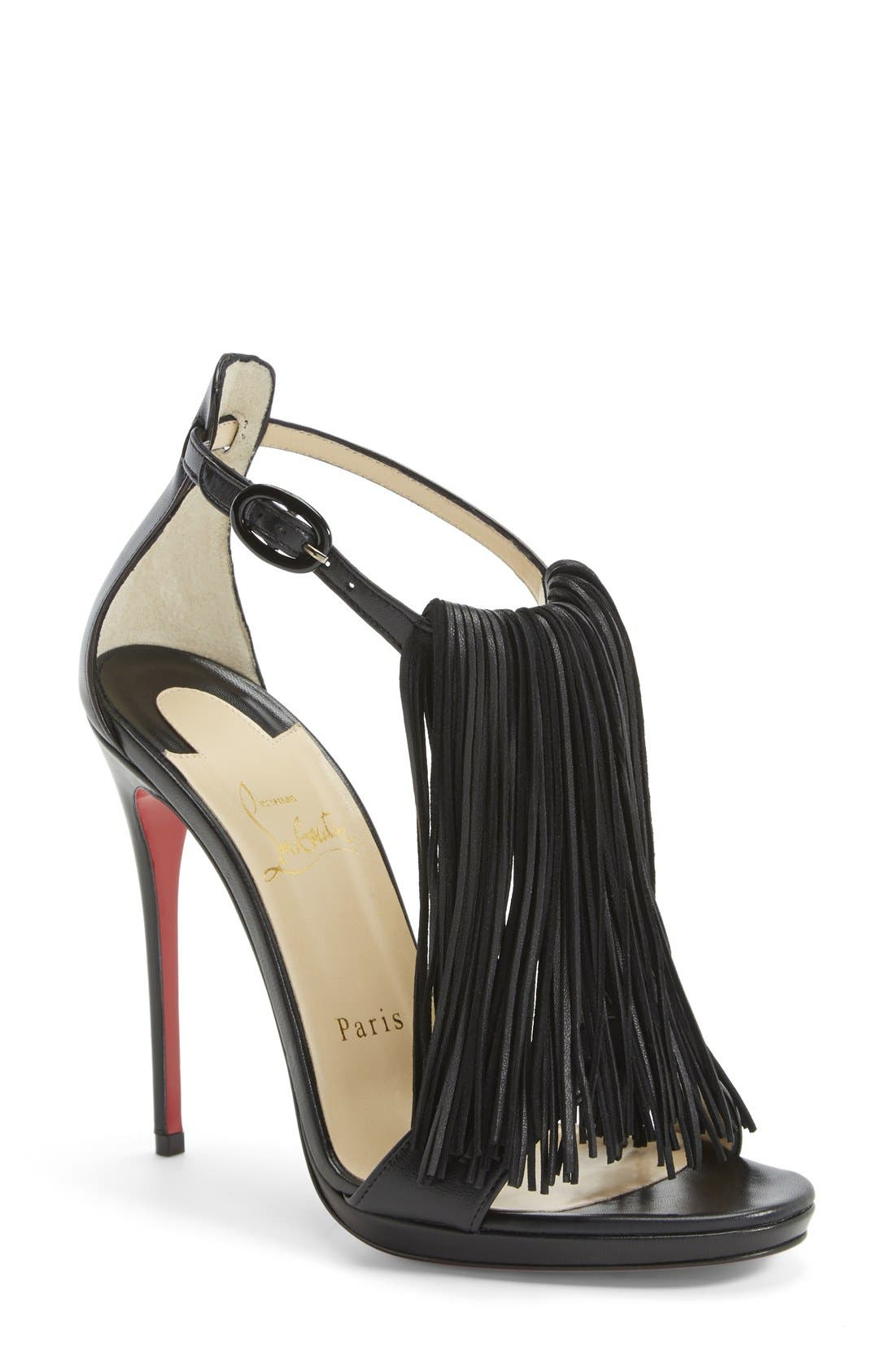 Alternate Image 1 Selected - Christian Louboutin 'Casanovella' Sandal