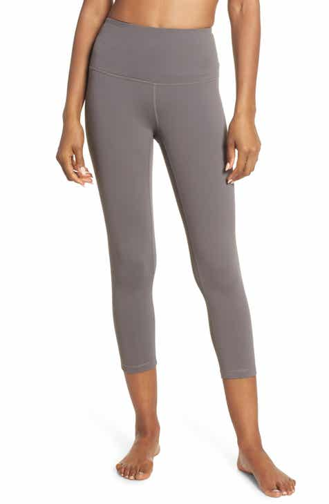 301a8492bc1e Zella Live In High Waist Crop Leggings
