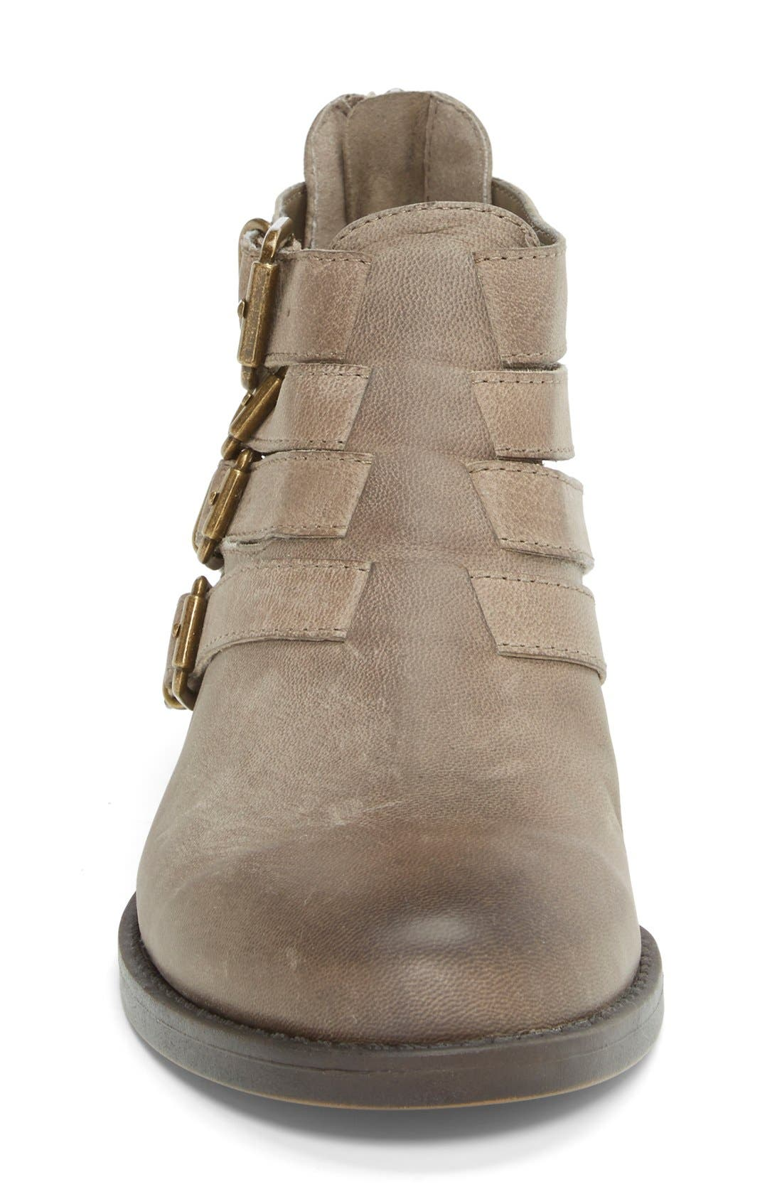 Alternate Image 3  - Bella Vita 'Ronan' Buckle Leather Bootie (Women) (Online Only)