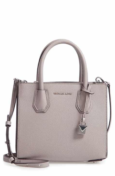 cda44e496d47 MICHAEL Michael Kors Medium Mercer Convertible Leather Tote.  278.00.  Crossbody Bags