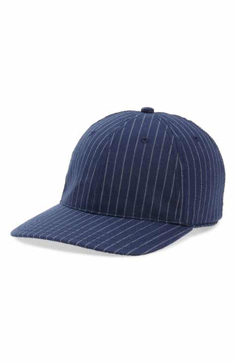 on sale 6d7fe a53ec Loosen Up Pinstripe Cap.  45.00. Product Image