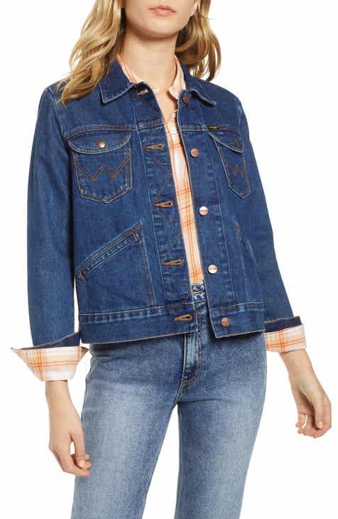 4d2d01430d Wrangler ICONS™ 124WJ Denim Jacket