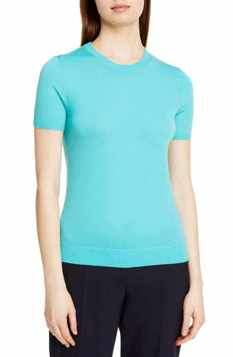 BOSS Falyssa Merino Wool Knit Sweater by BOSS HUGO BOSS