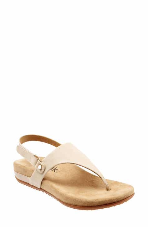 9bceee91210cc Softwalk® Bolinas V-Strap Sandal (Women)